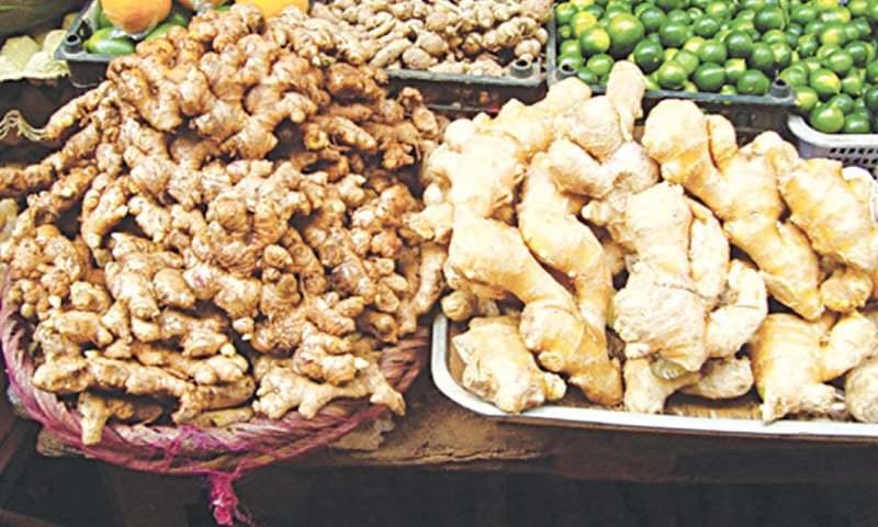 کراچی: سبزی کی قیمتوں میں ہوشربا اضافہ، ادرک 600 روپے کلو تک پہنچ گئی