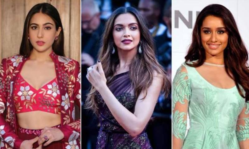 دپیکا، سارہ علی خان اور شردھا کپور این سی بی میں پیش ہوئیں اور بیانات ریکارڈ کروائے—فوٹو: این سی بی