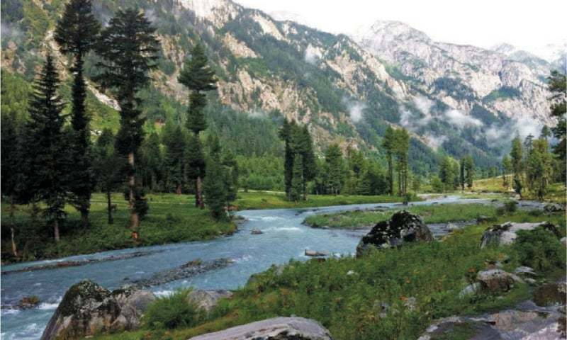 The Khyber Pakhtunkhwa government has developed a responsible tourism model with a focus on solid waste management at major tourist spots of the province. — File photo