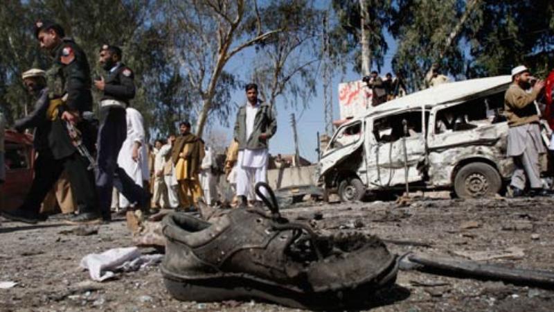 نوشہرہ: دھماکے کے نتیجے میں 5 افراد جاں بحق، 2 زخمی