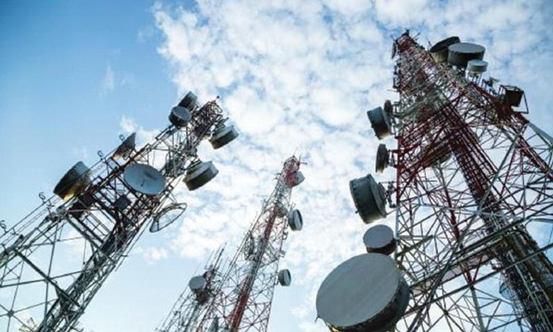 Pakistan will this week begin the process of selling unused telecom spectrum in an auction it hopes will raise around $1 billion and enhance network capacity. — File