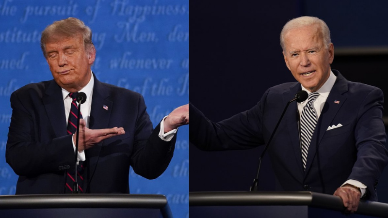 US Presidential Debate key takeaways: An acrid tone from the opening minute
