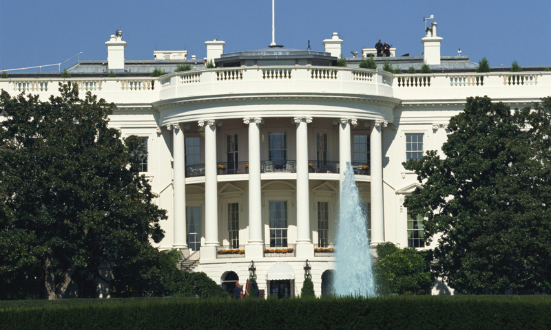 Crowded, mask-free: Why the White House is a danger zone
