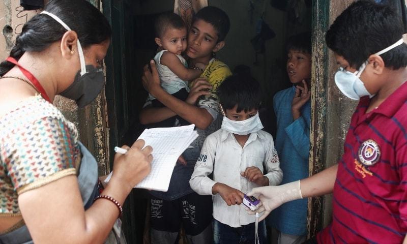 بھارت میں کورونا بے قابو، ہلاکتوں کی تعداد ایک لاکھ سے زائد ہوگئی
