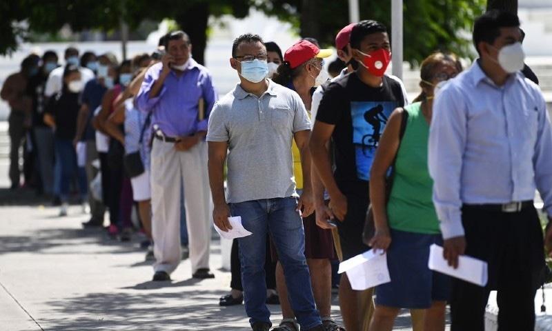 دنیا کی 10 فیصد آبادی ممکنہ طور پر کورونا سے متاثر ہوچکی، ڈبلیو ایچ او