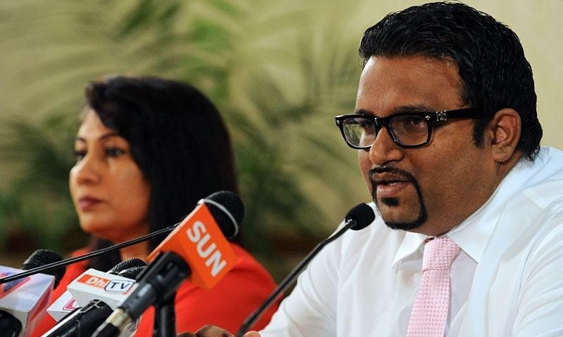 مالدیپ کے سابق نائب صدر کو منی لانڈرنگ پر 20 سال قید