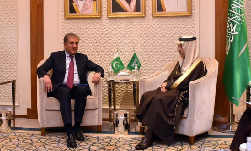 سعودی عرب کی سالمیت کے تحفظ کیلئے ان کے ساتھ کھڑے ہیں، وزیر خارجہ