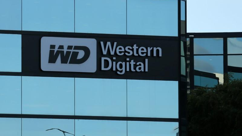A Western Digital office building is shown in Irvine, California, US. — Reuters/File