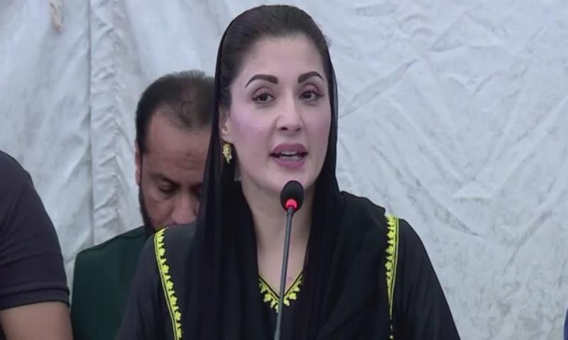 پاکستان کی ہر بیماری کا علاج 'ووٹ کو عزت دو' میں ہے، مریم نواز