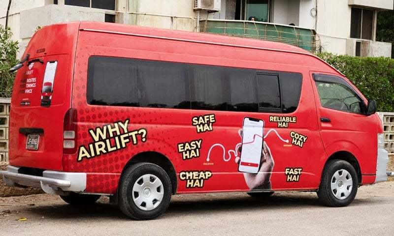 Bus ride-hailing service Airlift announced it would keep its operations suspended till December 31. — Airlift/File