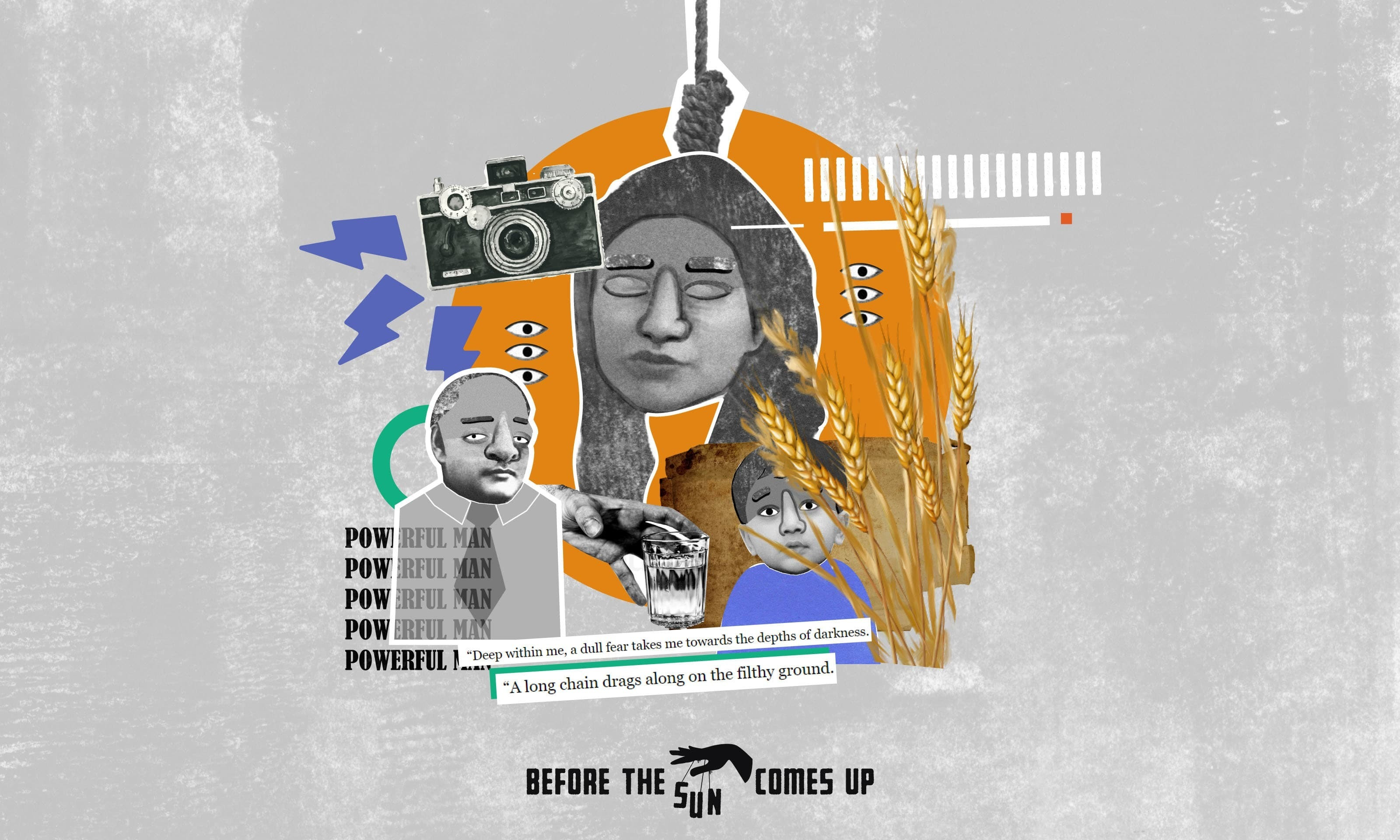 Narrated by actor and director Sarmad Khoosat, the stories are told from the point of view of four prisoners caught up in our criminal justice system.