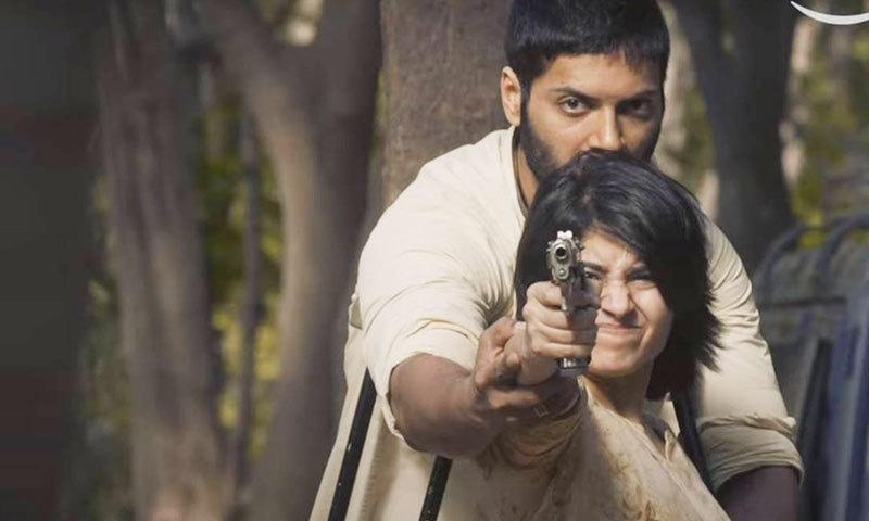 بھارت: مسلمان اداکار کی ٹوئٹ پر 'مرزاپور 2' کے بائیکاٹ کی مہم