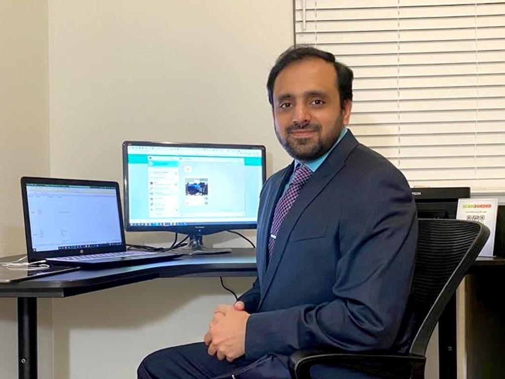 — CEO Khurram Gulistan.