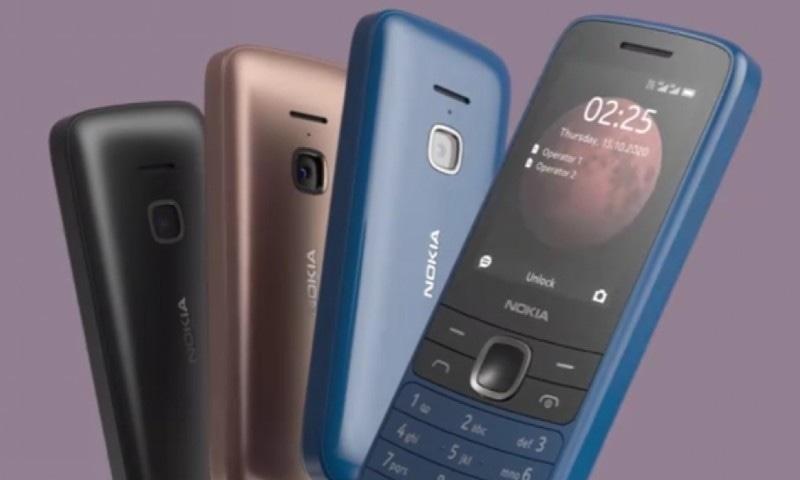 نوکیا کے 2 نئے 4 جی فیچر فونز متعارف