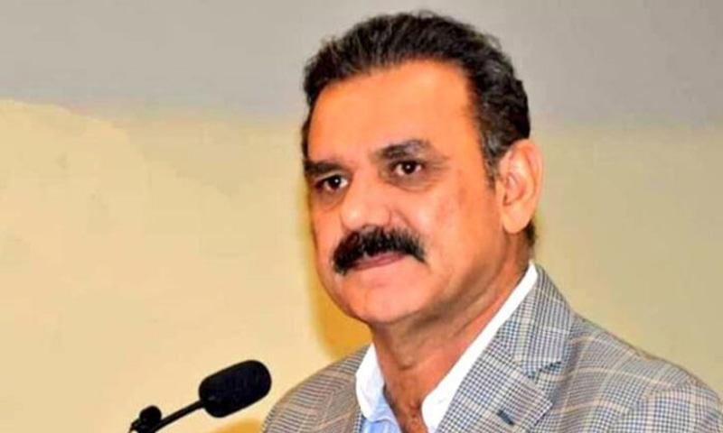 لیفٹیننٹ جنرل (ر) عاصم سلیم باجوہ نے معاون خصوصی کا عہدہ چھوڑ دیا