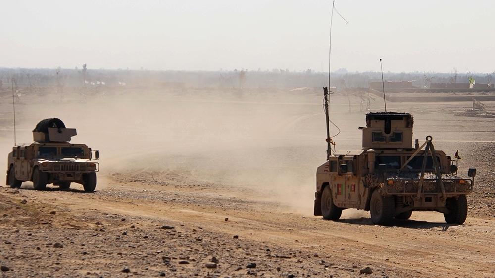 امریکا کا معاہدے کے بعد طالبان کے خلاف پہلا فضائی حملہ