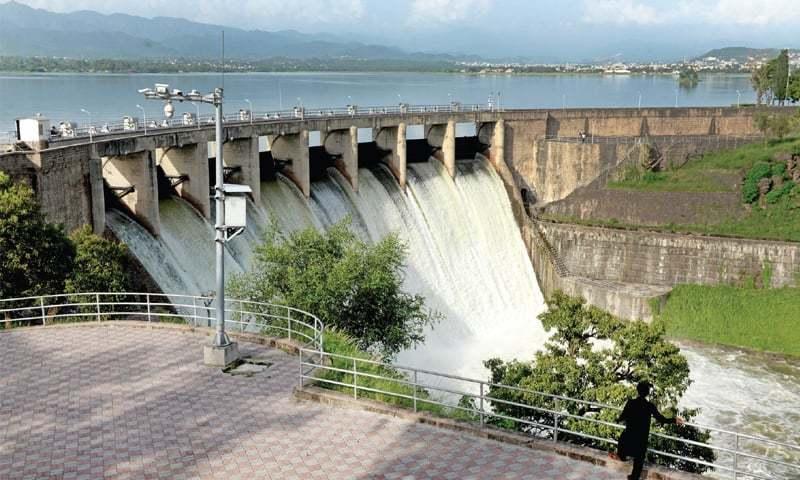 1992 تک شہری انتظامیہ راول ڈیم سے پانی حاصل کرتی رہی ہے — فائل فوٹو: محمد عاصم