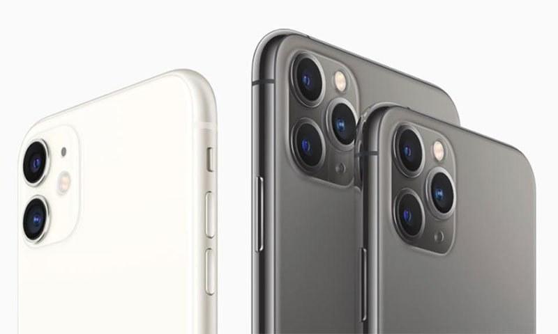 آیپل کا آئی فون ایکس آر اور آئی فون 11 کی قیمت میں کمی کا اعلان