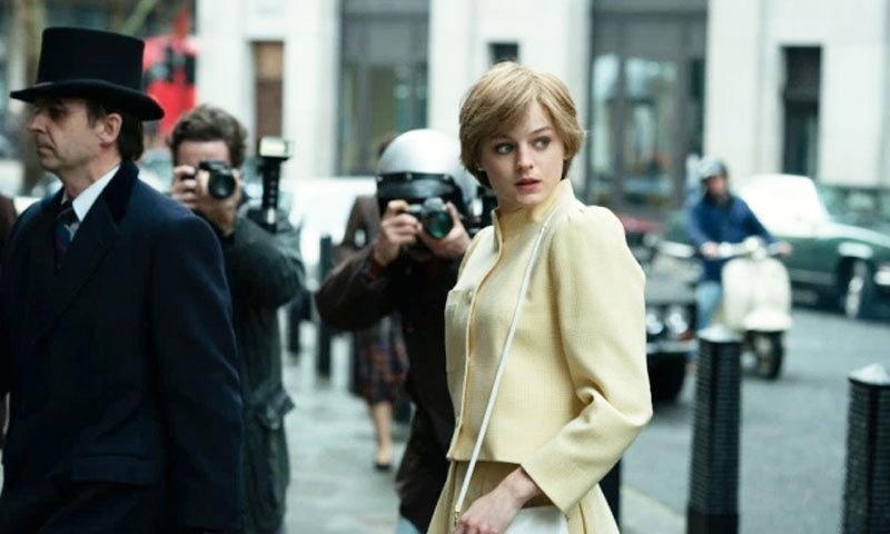 چوتھے سیزن میں لیڈی ڈیانا کا کردار متعارف کرایا جائے گا—اسکرین شاٹ/ نیٹ فلیکس یوٹیوب