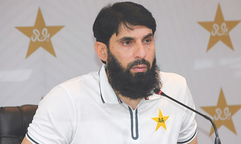 Misbah-ul-Haq resigns as Pakistans chief selector