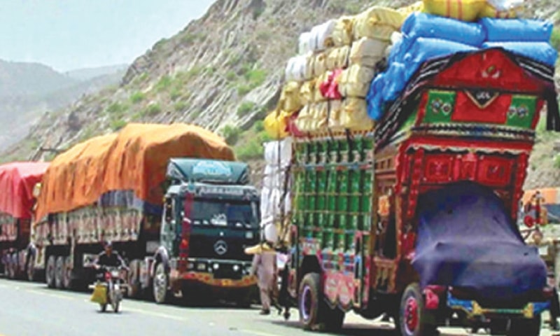 Transporters halt imported wheat supply