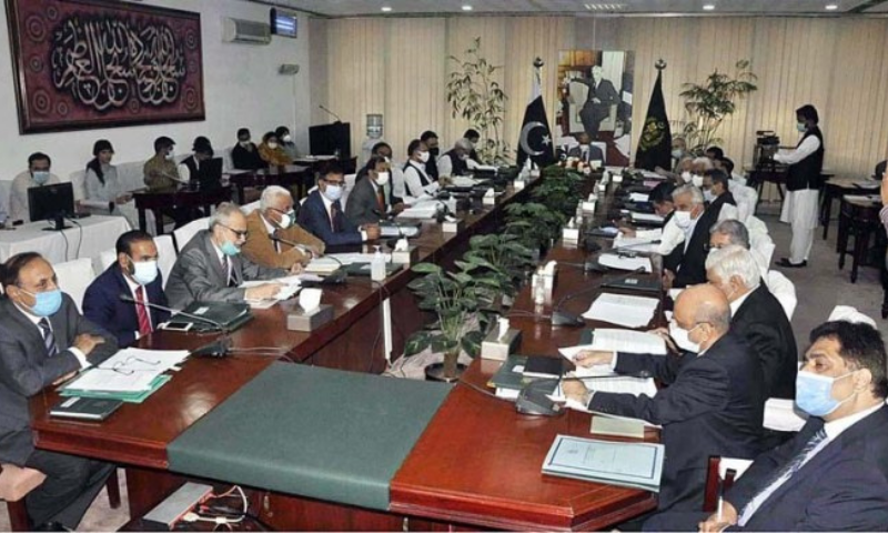 اقتصادی رابطہ کمیٹی گندم کی قیمت میں اضافے کے حوالے سے کسی نتیجے پر نہ پہنچ سکی— فوٹو: اے پی پی