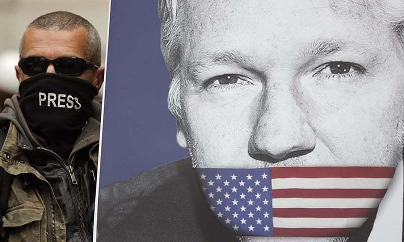 جولین اسانج بمقابلہ امریکی حکومت: کون کس پر حاوی رہے گا؟