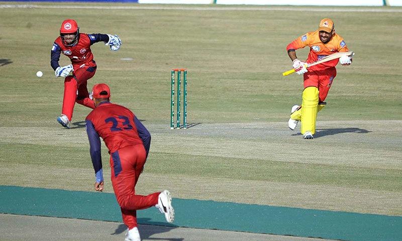 نیشنل ٹی20 کپ پر بکیز کا حملہ، ایک کھلاڑی سے رابطہ