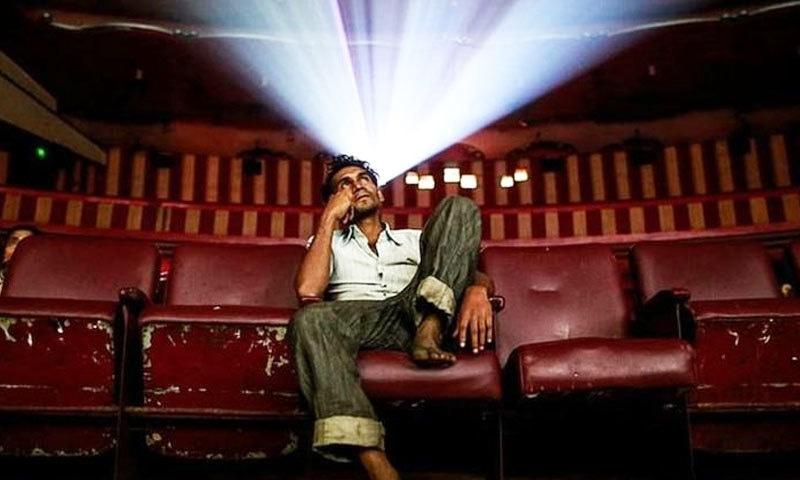 بھارت میں مارچ میں سینما بند کردیے گئے تھے—فائل فوٹو: فیس بک