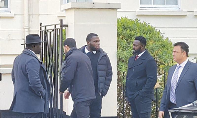 لندن میں نواز شریف کی سیکیورٹی میں اضافہ