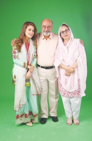 Madiha Imam, Mohammad Ahmed and Beo Raana Zafar