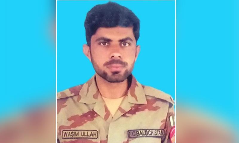 ترجمان پاک فوج نے کہا کہ دہشت گردوں کے ساتھ فائرنگ کے تبادلے میں 3 سیکیورٹی اہلکار زخمی بھی ہوئے — فوٹو: آئی ایس پی آر