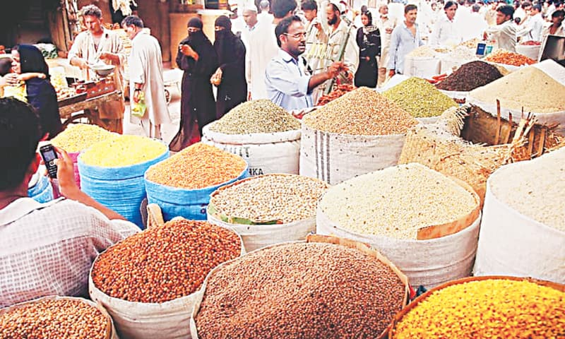 Prices of moong and mash have risen in the international markets. Pakistan imports the two lentils from Brazil, Argentina, Burma, Thailand and some African countries. — File