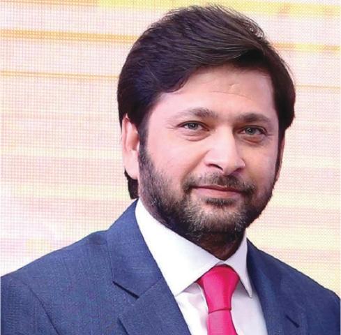 Dr Imran Ahmad Khan, CEO and managing director of Bayer Pakistan (Pvt) Ltd.