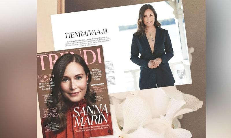 فن لینڈ: خاتون وزیراعظم کی بولڈ تصاویر پر ملک میں 'جنسیت' پر بحث