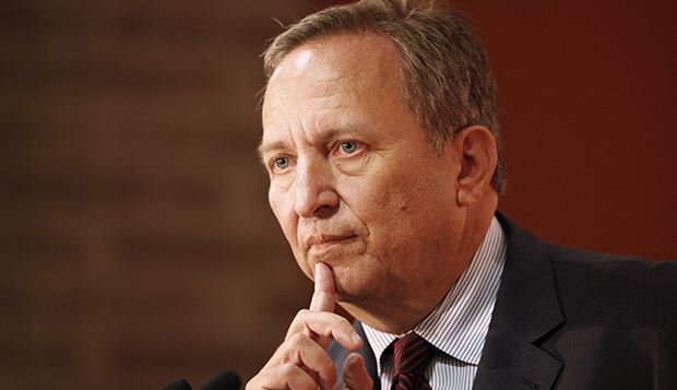Former US treasury secretary and leading economist Lawrence 'Larry' Summers. — AP/File