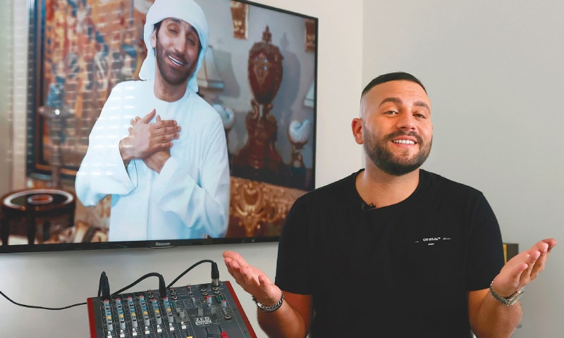 'Hello you': Israeli-UAE joint song a YouTube hit