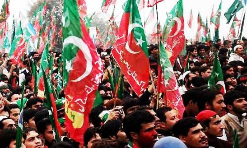 An activist of the ruling Pakistan Tehreek-i-Insaf (PTI) was killed and two others received injuries when a rival group in the party allegedly attacked them in Nawan Kallay union council of Nowshera Kalan.