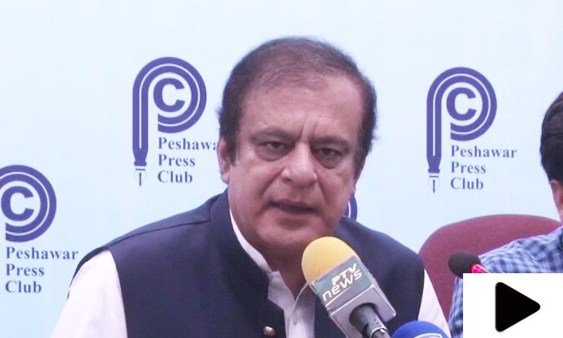 'بانی پاکستان کے مزار پر کوئی ہلڑبازی کرے تو قوم برداشت نہیں کرے گی'