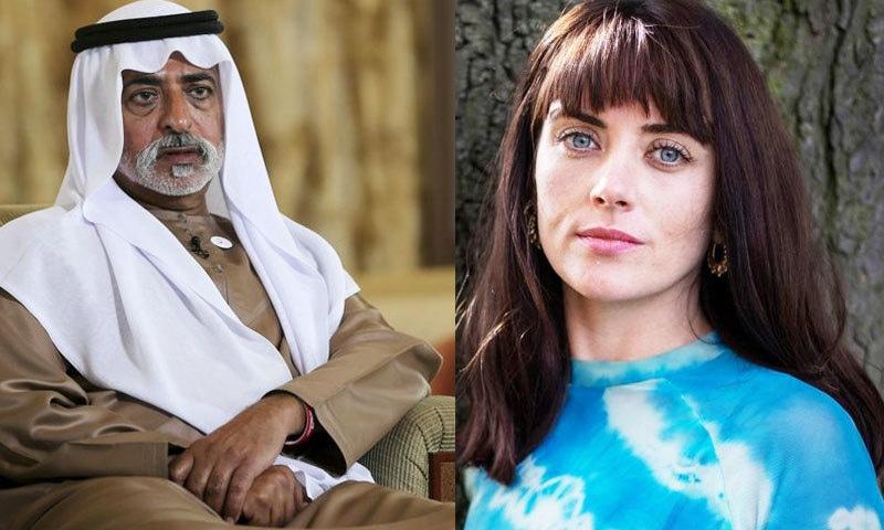 شیخ نہیان بن مبارک نے الزامات کو مسترد کردیا—فوٹو: اے پی/ دی ٹائمز