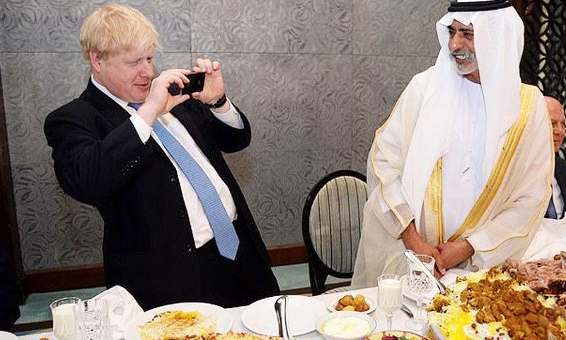 شیخ نہیان کا شمار امیر ترین اور بااثر سیاستدانوں میں بھی ہوتا ہے—فائل فوٹو: شٹر اسٹاک