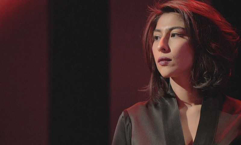 A sessions court on Monday dismissed an application of singer Meesha Shafi for staying proceedings of a defamation suit against her by fellow singer-actor Ali Zafar. — Photo courtesy Coke Studio/File