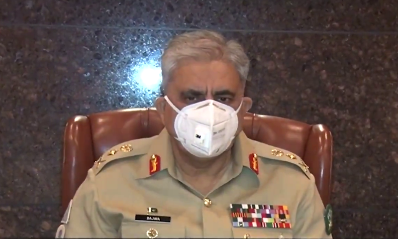 اجلاس میں جیو اسٹریٹیجک، قومی و علاقائی سلامتی کی صورتحال پر تبادلہ خیال کیا گیا، ترجمان پاک فوج — فوٹو: آئی ایس پی آر