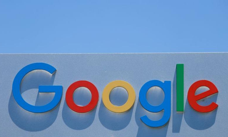 """The US government filed a blockbuster lawsuit on Tuesday accusing Google of maintaining an """"illegal monopoly"""" in online search and advertising in the country's biggest antitrust case in decades. — Reuters/File"""