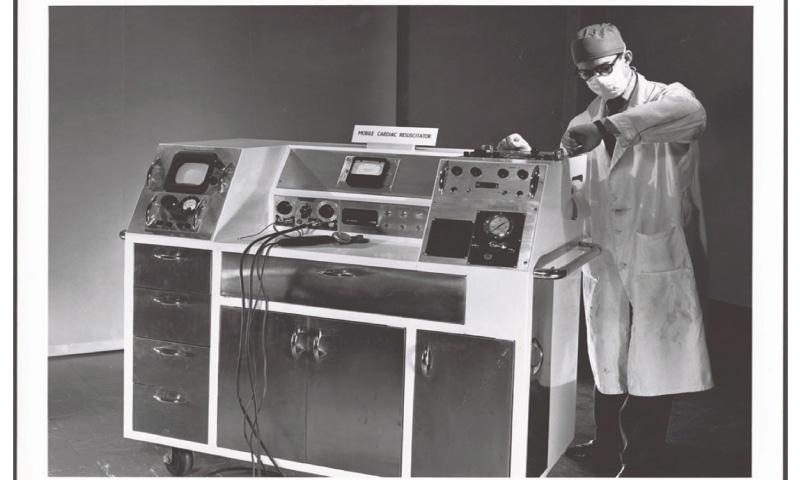 The cardiac pacemaker: John Hopps