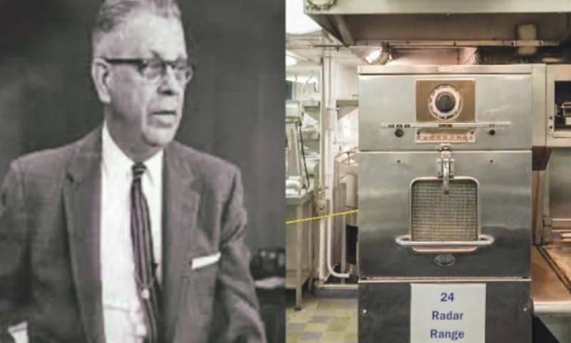 Microwave ovens: Percy Spencer