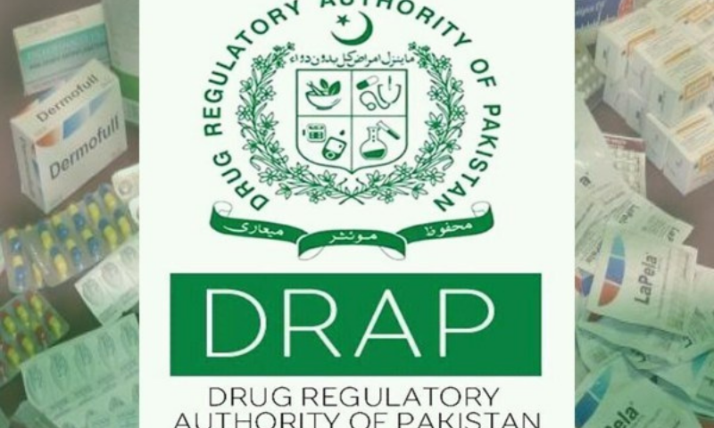 Government officials have raised alarm over violation of the Drug Act of 1976 and neglect of critical issues, including mechanism of medicine pricing, by the Drug Regulatory Authority of Pakistan. — APP