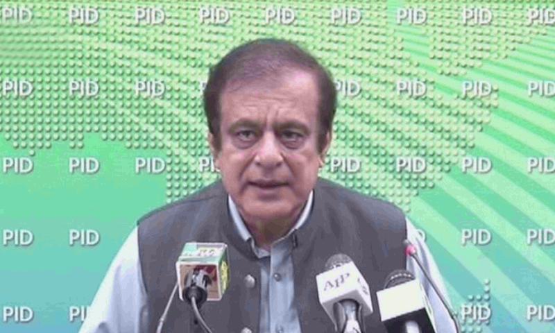 وزیر اطلاعات نے وزیر اعلیٰ سندھ کے الزامات کو سفید جھوٹ قرار دیا— فائل فوٹو: ڈان نیوز