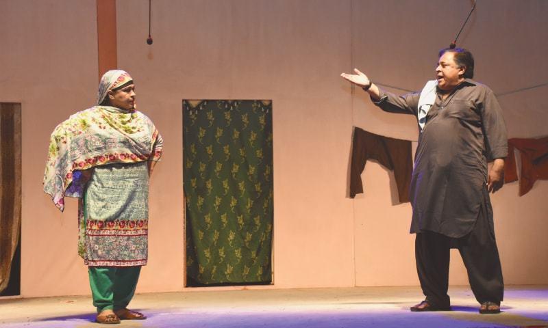 'عہدِکورونا' کے بعد کراچی شہر میں تھیٹر کی بحالی