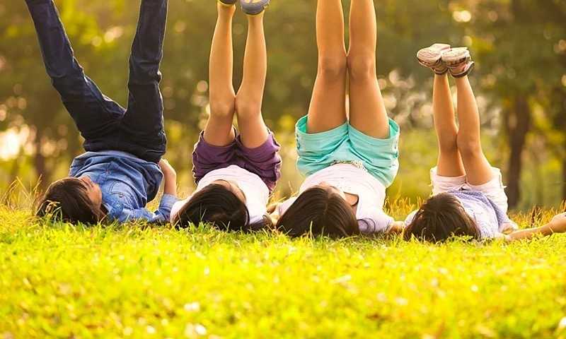 بچوں کے مدافعتی نظام کو مضبوط بنانے کا آسان نسخہ